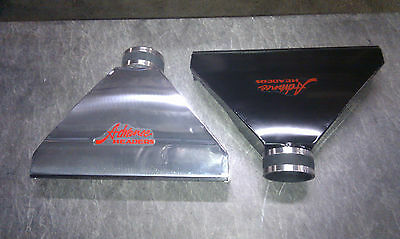 Brand New Mirror Polished Otr Cold Air Intake, New K&n Filter. 5.7 6L Hsv Holden