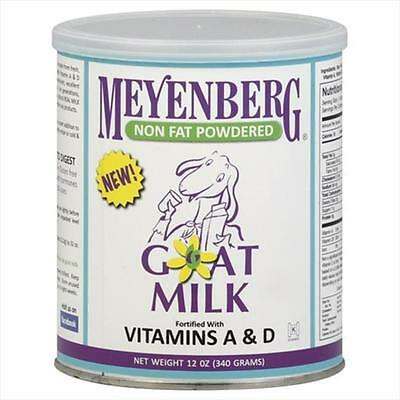 Goat Mlk Pwdr Non Fat Can -Pack of 12