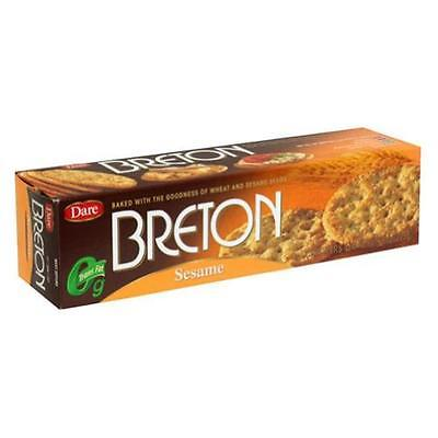 Breton Sesame 8 Oz -Pack of 12