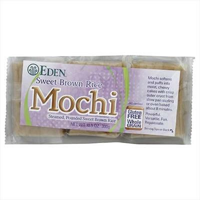 Eden Sweet Brown Rice Mochi 10.5-Ounce Package