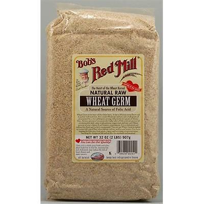 Bobs Red Mill Wheat Germ 32-Ounce -Pack of 4 • AUD 84.95