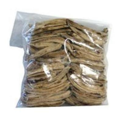 Dried Fruit Bananas Whole -Pack of 6