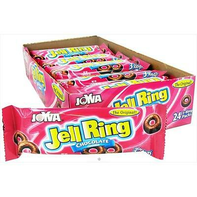 Jelly Ring 3Pk -Pack of 24