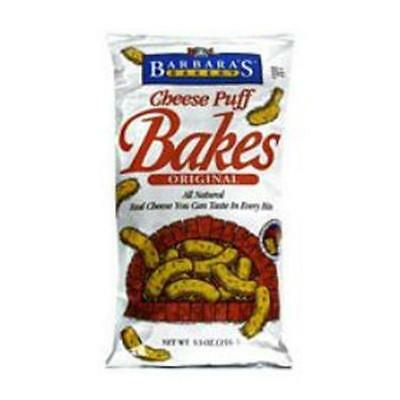 Barbara'S Cheese Puff Bakes 5.5 Oz -Pack of 12