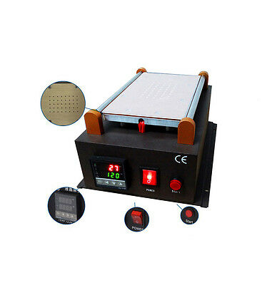 HotSALE Build-in Pump Vacuum LCD Separator Machine Screen Repair Machine Kit NEW