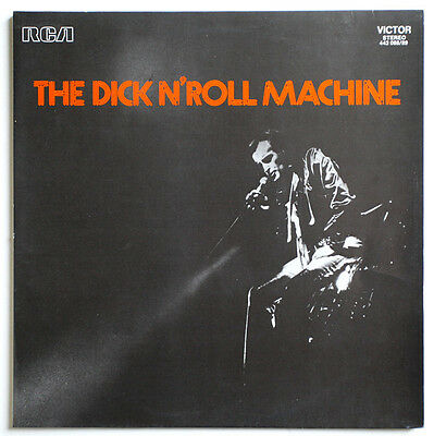 DICK RIVERS The Dick n'roll machine rock & roll french RCA 443088 vinyle 2 LP