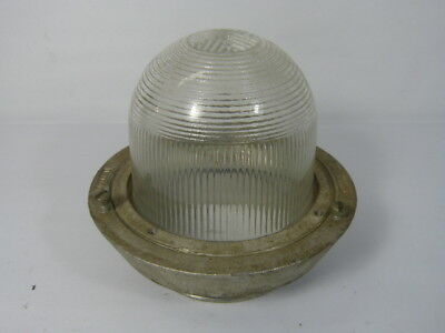 Crouse Hinds 1L277-D Lamp Cover ! AS IS !