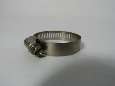 Tridon Size 24 Stainless Steel Hose Clamp 1 Inch - 2 Inch ! NOP !