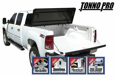 TonnoPro Hard TriFold Tonneau Cover 09-14 Ford F-150 Extra Short Bed  5.5'ft