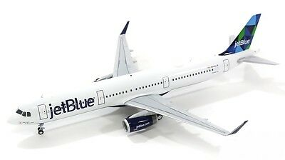 Gemini Jets G2JBU373 JetBlue Airbus A321-2 N948JB Diecast 1/200 Model Airplane