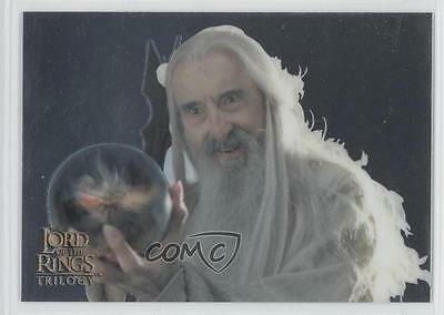 2004 Topps Chrome The Lord the Rings Trilogy #68 Seeing stone of Power Card 0f4