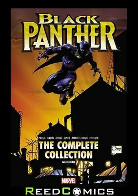 BLACK PANTHER BY PRIEST VOLUME 1 COMPLETE COLLECTION GRAPHIC NOVEL New Paperback