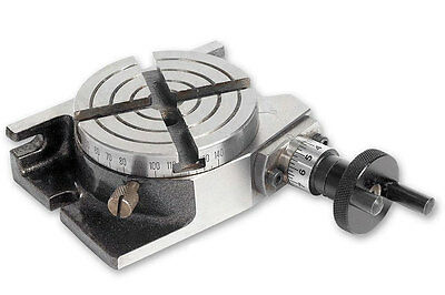 """Rotary Table 3"""" Precision for Milling Machine"""