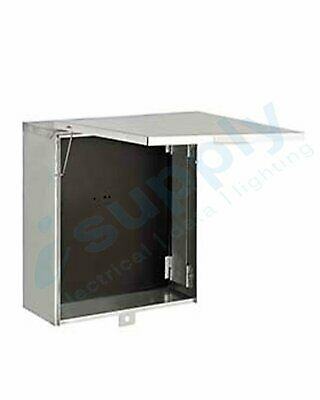 Meter Box + Panel – 300mm x 300mm x 270mm – Switchboard Metal