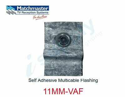 MATCHMASTER Antenna Self Adhesive Multicable Flashing  11MM-VAF