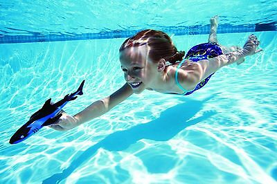 Swimming Pool Diving Gliding Shark Torpedo Toypedo Summer Water Dive Glide Toy