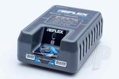 Radient RDNA0067 Reflex LiPo 20W Balance Charger (UK) for RC Cars
