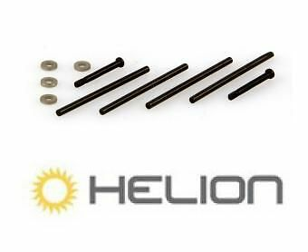 Helion HLNA0015 Hinge Pins & Washers - Spare Part for Animus