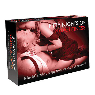 Fifty Nights Of Naughtiness Game Funny Adult Games