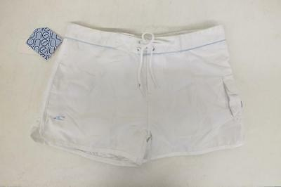 O'Neill Hot Sands Women's Board Shorts White US Size 9 NEW PEN MARK on SEAT