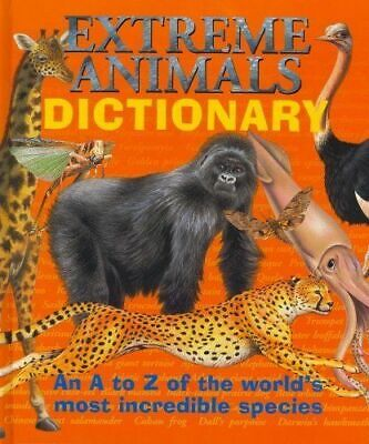 Extreme Animals Dictionary Book - Children's Dictionary
