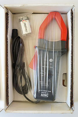 Aemc Instruments One Source Mr561 Ac/dc Bnc Current Probe Oscilloscope New!