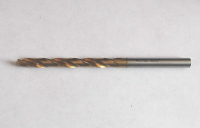 GUHRING HSS Q  TIN COATED STUB LENGTH DRILL 8.43mm 8.4300mm 00653-8.430