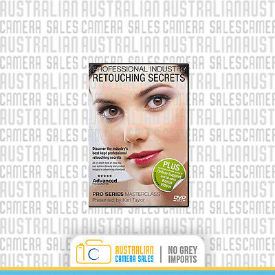 Karl Taylor - Professional Photoshop Retouching DVD Course