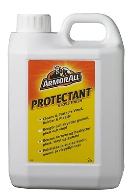 Armorall 10002SC Protectant Gloss Finish - 2Ltr New