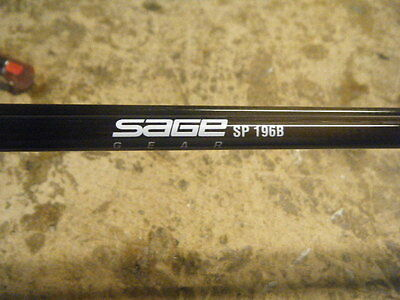 Sage Gear Spinning Rod Blank