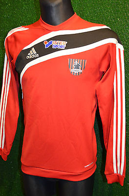 "Ulvakers If Adidas Football Soccer Blouse (34/36"") Sweden Jersey Top Sweatshirt"