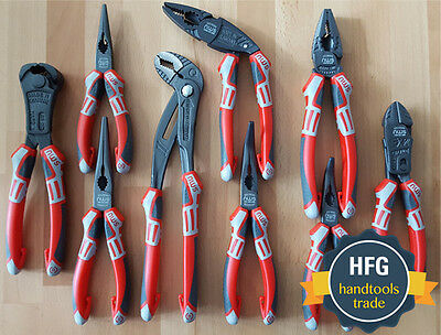 NWS Mixed Contractor pliers set, 9pcs