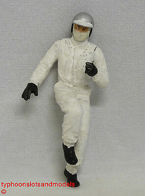 Le Mans Miniatures Driver running to his car 1960/70's Figure - Painted - New