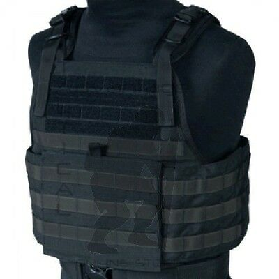 Eagle Industries MOLLE LE Plate Carrier w/Cummerbund - black SM/MD