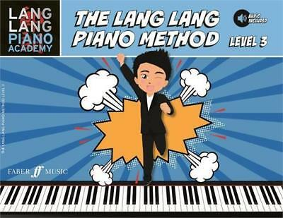 Lang Lang Piano Method, Level 3, Sheet Music Tutor Book, Learn How To Play Piano