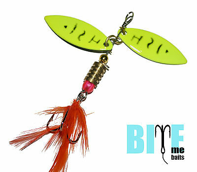 Spinner Spoon Propeller,minnow,bait,tackle,fishing lure,pike,trout,bass,sea,boat