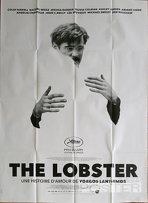 The Lobster - Farrell / Weisz - Style A - Large French Movie Poster
