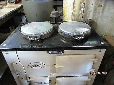 antique AGA  stove