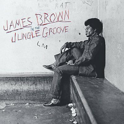 James Brown In The Jungle Groove reissue vinyl 2 LP NEW/SEALED