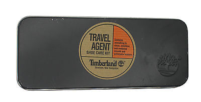 Timberland Travel Agent Shoe Care Kit Tin UW