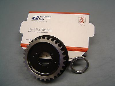 Sportster 32 Tooth Pulley '91-'03 Front Transmission Overdrive Harley 32TS-1