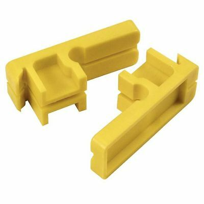 "Kraft Tool Tenite Masonry Line Blocks 4 1/4"" (2 per Pack) 6138"
