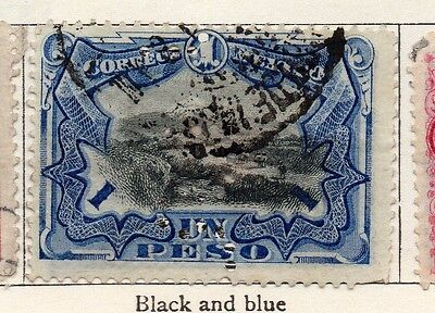 Mexico 1899 Early Issue Fine Used 1P. 074481