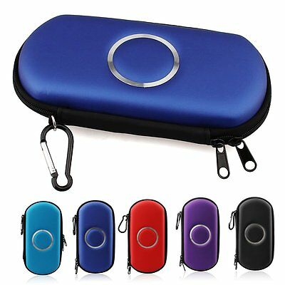 Hard Carry Case Cover Bag Game Pouch Protector Holder fr Sony PSP 1000/2000/3000