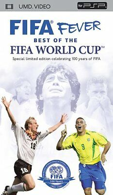 FIFA Fever - Best Of The World Cup UMD Mini for PSP