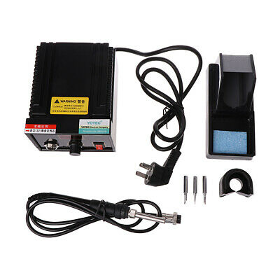 110V 220V 967 LCD Display SMD Desoldering Electric Rework Soldering Station Iron