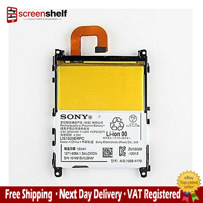 Replacement Sony Xperia Z1 battery