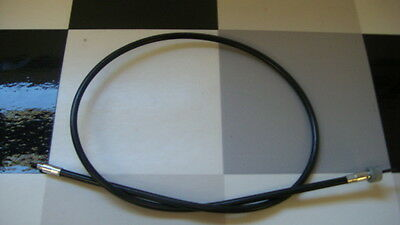 Speedo Cable 38 1/2 Fits 81-95 Xl And Big Twin Harley Davidson