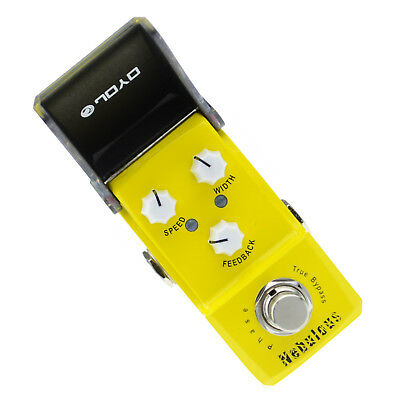JOYO JF-328 Nebulous Phaser Ironman Guitar Effect Pedal