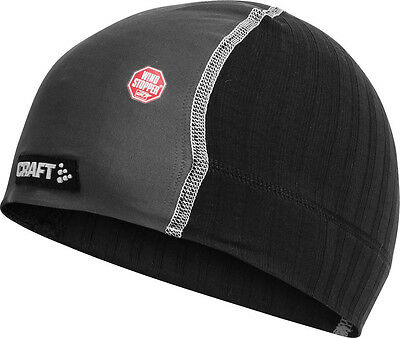 Craft Active Extreme Wind Stopper Beanie - Black